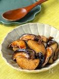 山椒が効いてまるでお店の味!しいたけと長芋の山椒照り焼き