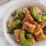 節約ヘルシー肉よりおいしい!? 高野豆腐のスタミナ照り焼き