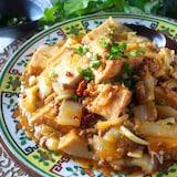 【簡単時短・白菜大量消費】厚揚げと白菜の麻婆風とろみ炒め