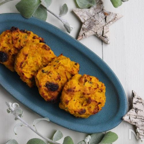 作りおき・おやつ・お弁当に♪かぼちゃの簡単スイートポテト風