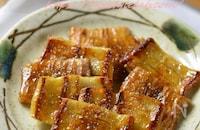 『ちくわの蒲焼』ご飯に合う!簡単・節約・お弁当おかず☆