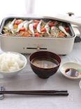 BRUNOで☆簡単☆和食朝ごはん♪