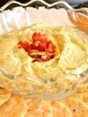 【塩レモン入り 枝豆フムス Hummus】ヘルシーディップ