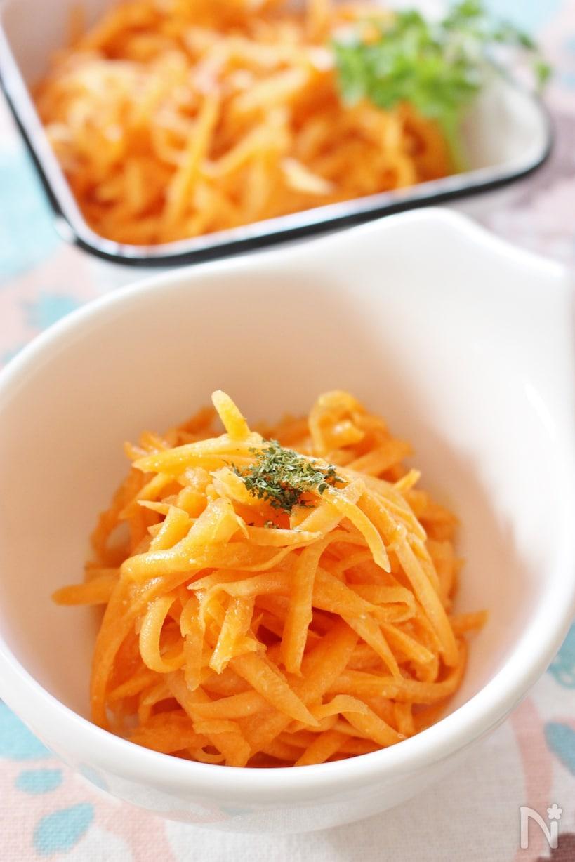 1. にんじんサラダ