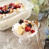 ベリーチーズケーキ風アイスクリーム