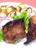 醤油麹とユズ茶で◆豚スペアリブ(バラ肉)のオーブン焼き◆