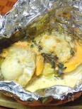 ◆ホタテの味噌クリームホイル焼き 香草風味◆