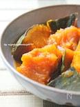 ほっくり美味しいかぼちゃの甘辛煮