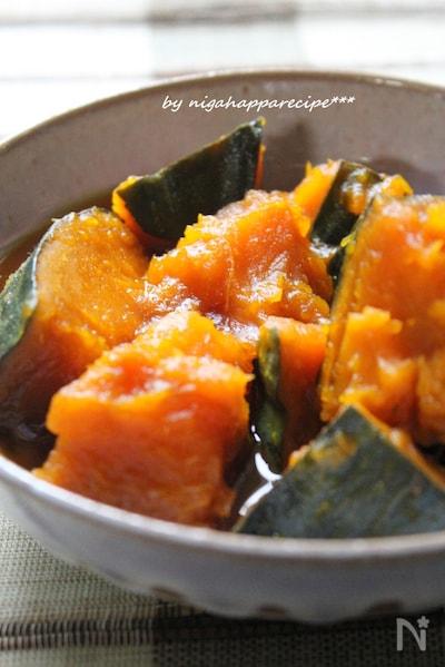 かぼちゃ の 煮物 人気