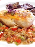 ◆納豆塩麹ソースでチキンソテー◆ 低糖質メニュー