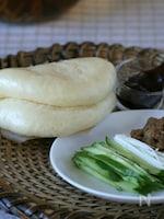 中華蒸しパン