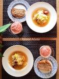 春を満喫する我が家の時短朝食