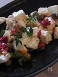 フェタチーズのギリシャ風マリネ
