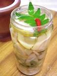 ◆タケノコのピクルス◆出会い物の山椒香るレシピ