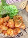 おうちカフェでイタリアン♪ ジャガイモニョッキのトマトソース