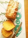 国産レモンのパウンドケーキ