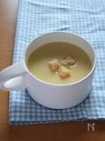 トウモロコシと豆乳のポタージュ