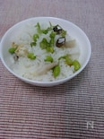 里の天塩炊き込みご飯