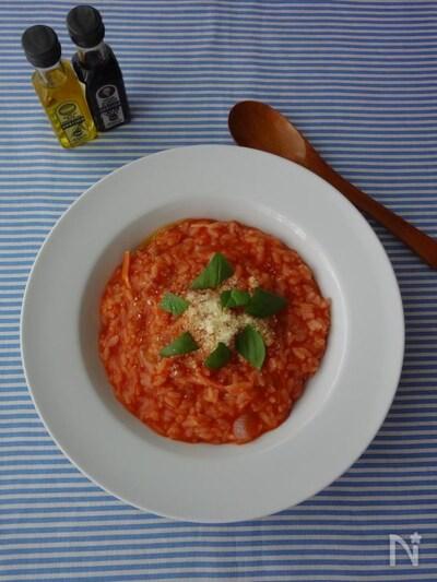 トマト リゾット レシピ
