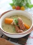 ホールキャロットスープ