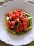グリル野菜のサラダ