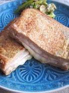 ハムチーズフレンチトースト