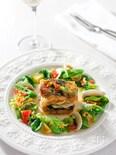 秋刀魚のマリネ★サラダ仕立て。