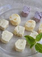 4種のクリームチーズ盛り合わせ