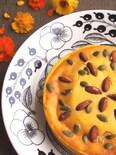 かぼちゃのフロマージュケーキ