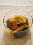 メイヤーレモンで♪かぼちゃのレモン煮