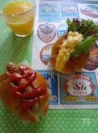 朝食の提案  ミニドック2種