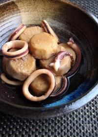 『いかと里芋のの煮物』