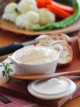 ツナとクリームチーズのガーリックディップ。