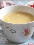コーンの中華風スープ