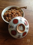ばあばの煎り豆腐