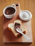 簡単チョコクリーム。
