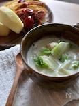 朝からほっこり白菜のクリーム煮