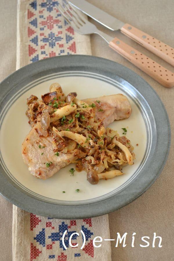 4. 蒸し玉ねぎの甘さ引き立つソース