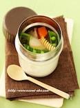 塾弁革新!「塾スープ!」