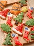 Merry Christmas☆アイシングクッキー