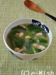 丸ごと大豆のスープ(大豆の茹で方付き)