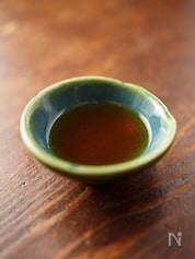 手作りゆずポン酢