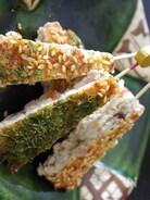 おせちにお弁当に☆野菜たっぷり鶏松風