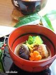 寒ブリと京野菜の粕汁