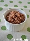 大粒雑穀(大麦、はと麦、高きび、そばの実)の調理法