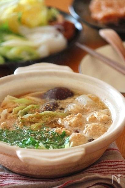 胡麻生姜鍋