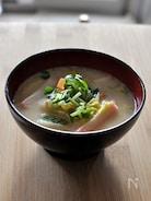 ちゃんぽんスープ