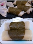 フライパンで作る桜餅