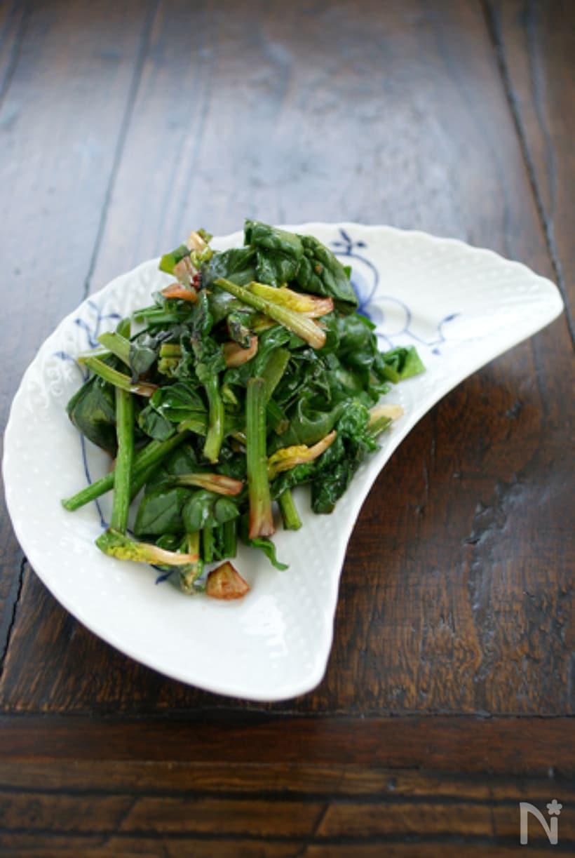 ほうれん草を使った副菜16選!パパッと作れる簡単レシピ集◎
