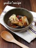 手羽元の和風薬膳スープ